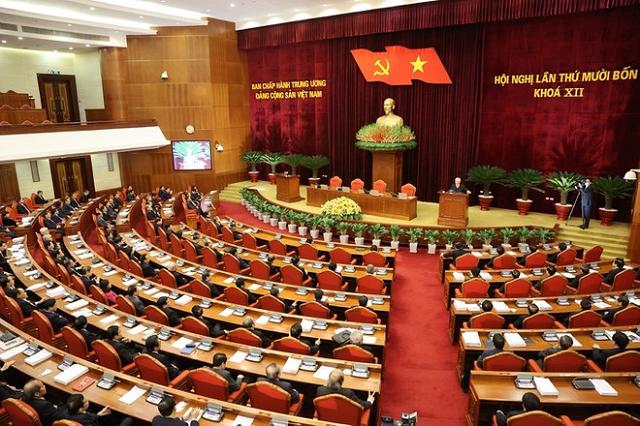 Nhân sự Bộ Chính trị, Ban Bí thư khóa XIII được quyết định tại Hội nghị Trung ương 15