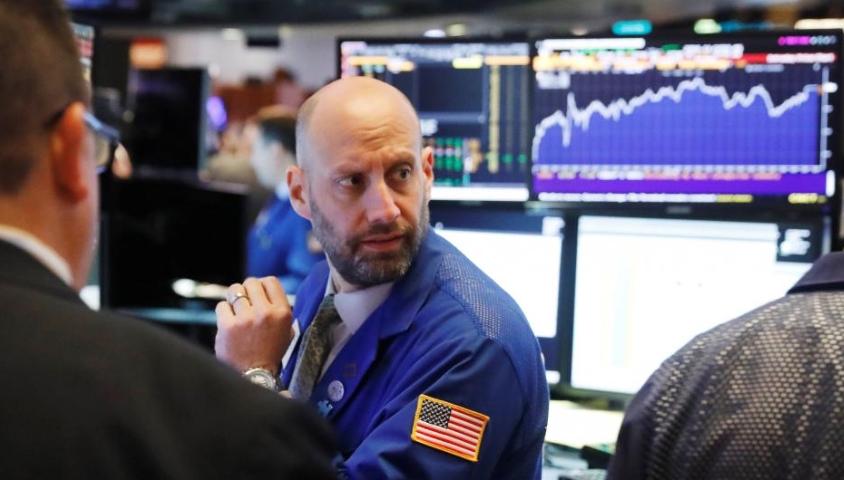 Đàm phán gói kích thích kinh tế gặp trở ngại, Phố Wall rời đỉnh