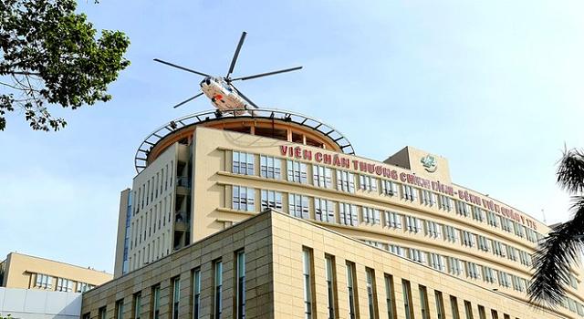 TP HCM: Bệnh viện đầu tiên có sân bay cấp cứu trực thăng chính thức hoạt động