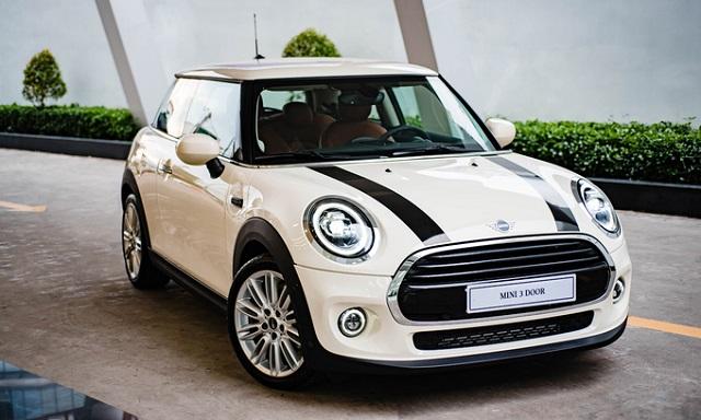 Mini One và Cooper nâng cấp, giá từ 1,58 tỷ đồng
