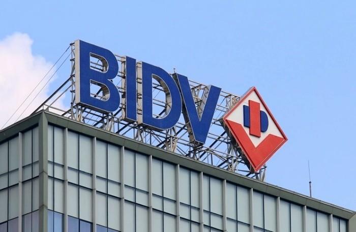 BIDV chốt quyền chia cổ tức tiền mặt 8%