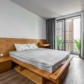 <p> Trong các phòng ngủ đều có lô gia để thư giãn cho mỗi thành viên.</p>