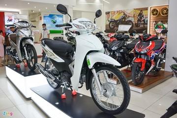 Honda Wave Alpha bị đội giá bán tại TP HCM