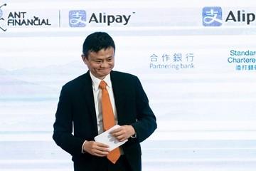 Tỷ phú Jack Ma đề nghị hiến một phần startup Ant Group cho Trung Quốc
