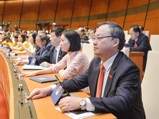Gửi đánh giá bổ sung tình hình kinh tế - xã hội 2020 đến đại biểu Quốc hội