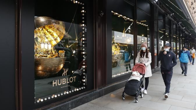 Kinh tế Anh tăng trưởng kỷ lục trong quý III