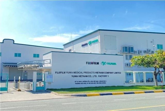 Tập đoàn Nhật Bản sản xuất bộ xét nghiệm Covid-19 tại Việt Nam