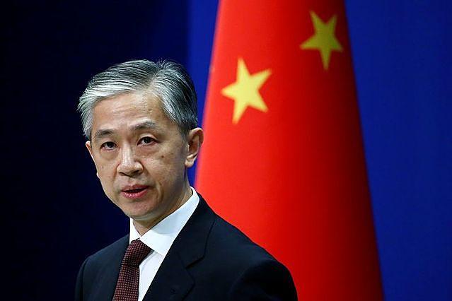 Wang Wenbin, người phát ngôn Bộ Ngoại giao Trung Quốc