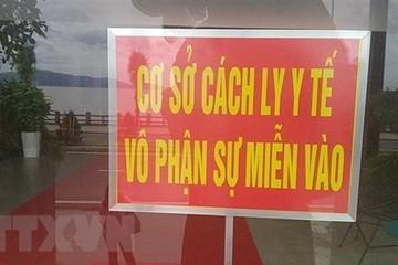 Việt Nam ghi nhận 6 ca mắc Covid-19 mới, đều là nhập cảnh