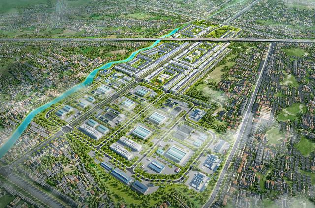 Long An đẩy mạnh hạ tầng thu hút đầu tư khu đô thị vệ tinh