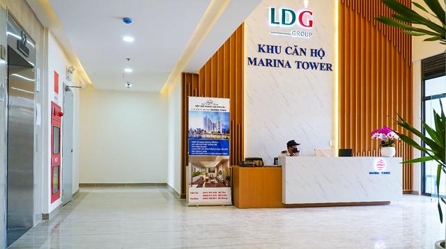 LDG Group ra sổ hồng đợt đầu tiên cho khách hàng sau 6 tháng bàn giao Marina Tower