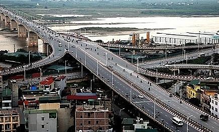 Cầu Vĩnh Tuy giai đoạn 2 sẽ được khởi công vào đầu tháng 1/2021