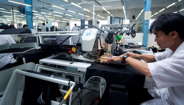 Cộng gộp xuất xứ nguyên liệu vải giữa Việt Nam và Hàn Quốc: Dệt may tăng sức cạnh tranh tại EU