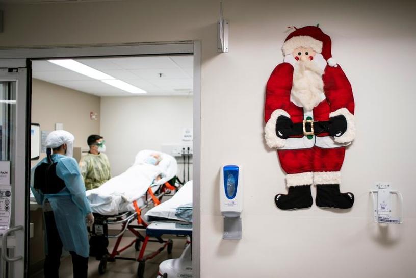 Vui buồn lẫn lộn trong mùa Giáng sinh giữa đại dịch Covid-19
