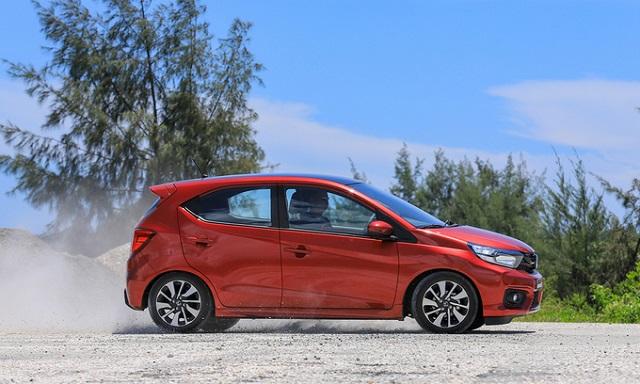Xe Nhật phủ kín top 10 bán chạy tại Indonesia