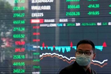 Chứng khoán châu Á tăng sau khi quốc hội Mỹ thông qua gói hỗ trợ kinh tế