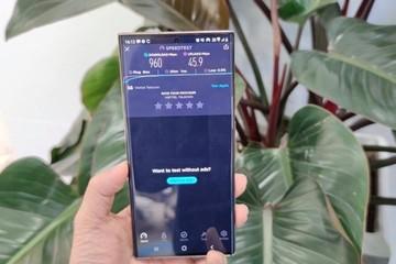 Người dùng điện thoại Samsung có thể sử dụng 5G tại Việt Nam