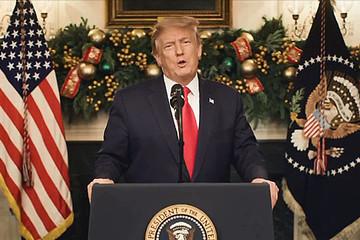 Trump yêu cầu sửa dự luật cứu trợ Covid-19