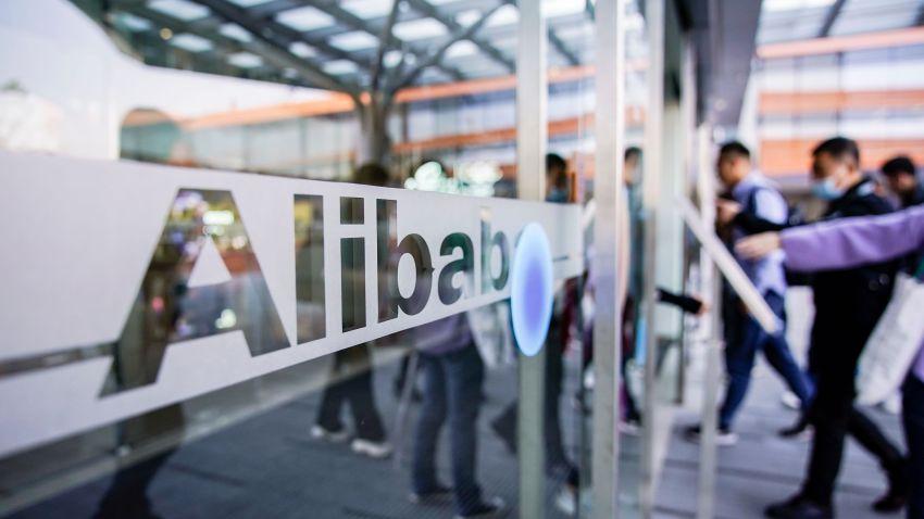 Chứng khoán châu Á tăng, cổ phiếu Alibaba lao dốc sau tin bị điều tra chống độc quyền