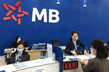 MB chia 25,6 triệu cổ phiếu quỹ cho cổ đông