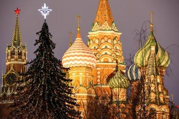 Những cây thông Noel tuyệt đẹp trên thế giới