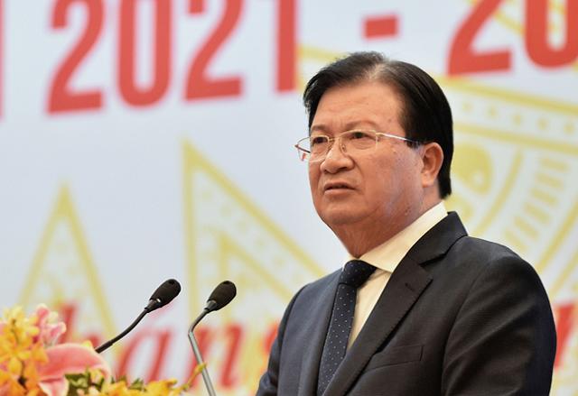 Phó Thủ tướng Trịnh Đình Dũng: Tập trung hoàn thiện thể chế thu hút đầu tư vào hạ tầng giao thông