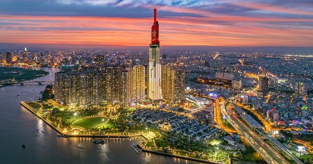 Quận 2 là quận mới được đô thị hóa, trong tương lai gần là trung tâm thương mại, tài chính mới của TP Hồ Chí Minh.