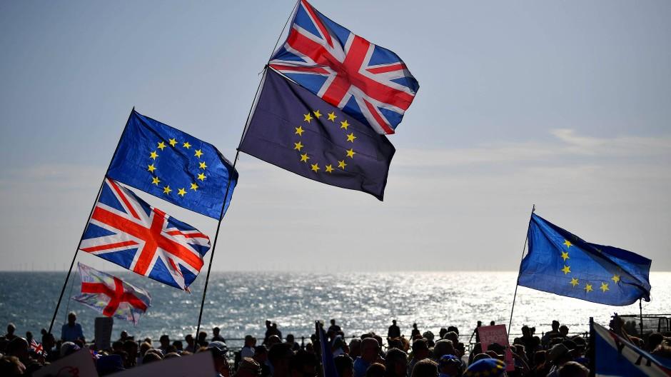 Anh và EU nhất trí bản dự thảo thỏa thuận thương mại lịch sử