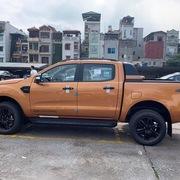 Ford Ranger Wildtrak 2021 về Việt Nam bị cắt bớt trang bị
