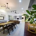"""<p class=""""Normal""""> Ngôi nhà đã thể hiện sự kết hợp hoàn hảo giữa kiến trúc truyền thống, địa phương với kiến trúc hiện đại, quen thuộc nhưng không quá phổ biến.</p>"""