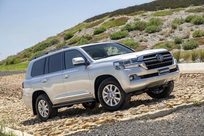Toyota Land Cruiser Horizon sản xuất giới hạn 400 xe