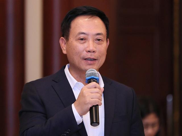Chủ tịch UBCKNN, Trần Văn Dũng. Ảnh: SJCV.