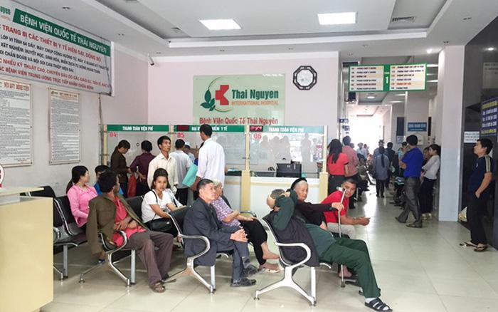 Bệnh viện Quốc tế Thái Nguyên được chấp thuận lên HoSE