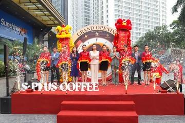 Khai trương S - Plus Coffee cơ sở 3 tại Sunshine Center