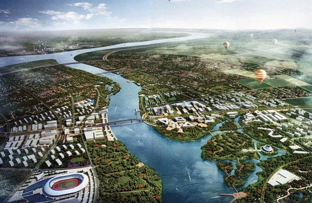 Gần 1.950 tỷ đồng xây cầu Bến Rừng nối Hải Phòng với Quảng Ninh