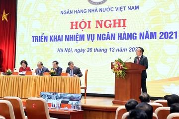 NHNN: Chuyển đổi số là nhiệm vụ trọng tâm ngành ngân hàng 2021