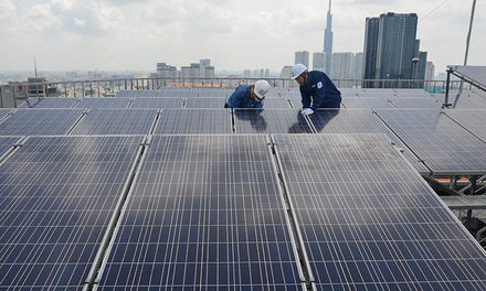 EVN dừng ký hợp đồng mua bán điện mặt trời mái nhà sau 31/12