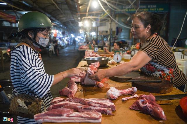 Giá thịt lợn dịp Tết Nguyên đán sẽ ra sao?