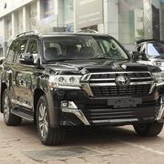 Toyota Land Cruiser 2021 về Việt Nam, giá gần bằng Lexus LX570