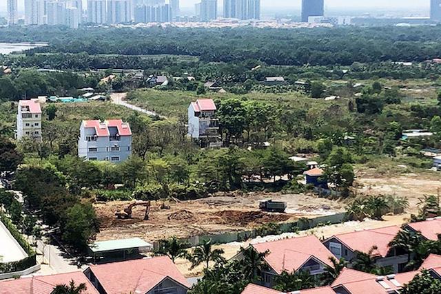 Chủ tịch UBND TP HCM chỉ đạo 'nóng' về quản lý đất đai, xây dựng ở Nhà Bè