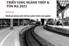 MASVN: Triển vọng ngành thép và tôn mạ 2021