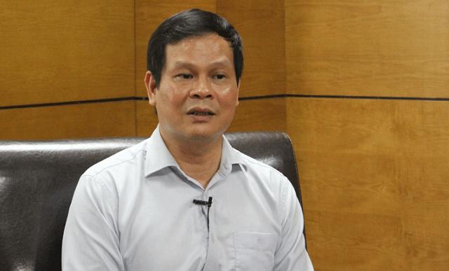 Ông Hoàng Tiến Dũng, Cục trưởng Cục Điện lực và Năng lượng tái tạo, Bộ Công Thương. Ảnh: Tapchicongthuong.vn.