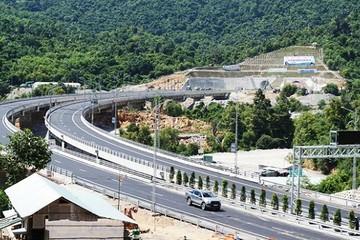 Bộ GTVT lại đề xuất bố trí vốn ngân sách 'cứu' dự án hầm Đèo Cả