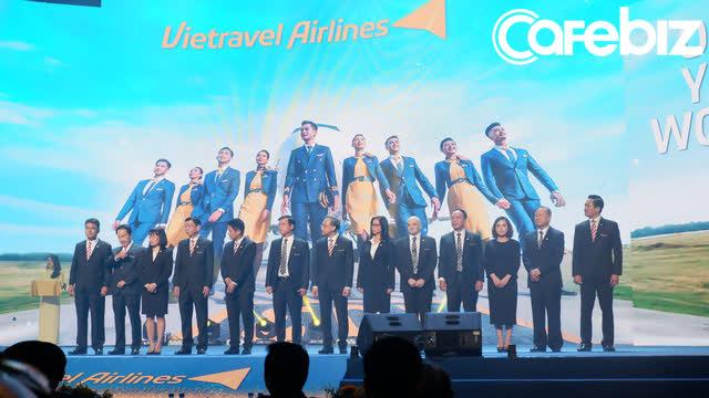 Thành viên Ban lãnh đạo Tập đoàn Vietravel và Vietravel Airlines.