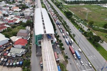 Dự án Metro Bến Thành - Suối Tiên: Vẫn 'lún' trong gian khó