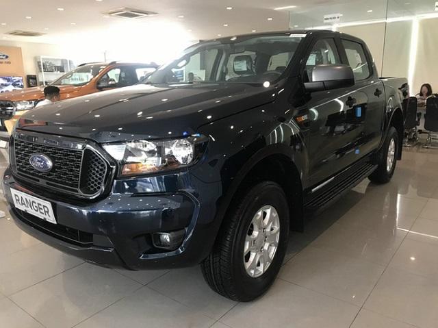 Ford Ranger lắp ráp trong nước sẽ bán ra từ giữa 2021