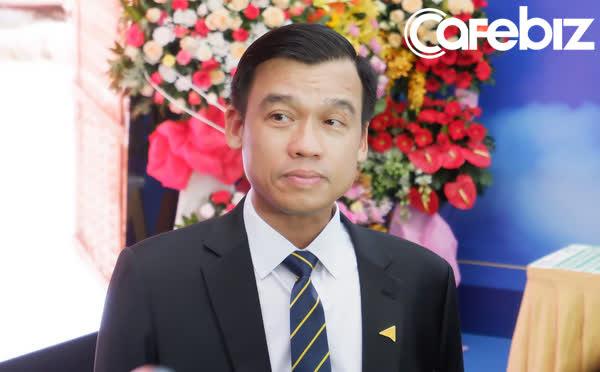 Ông Vũ Đức Biên – CEO Vietravel Airlines.