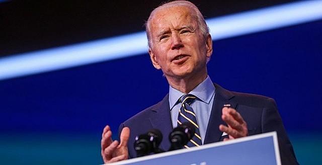 Tổng thống đắc cử Joe Biden. Ảnh: Reuters.