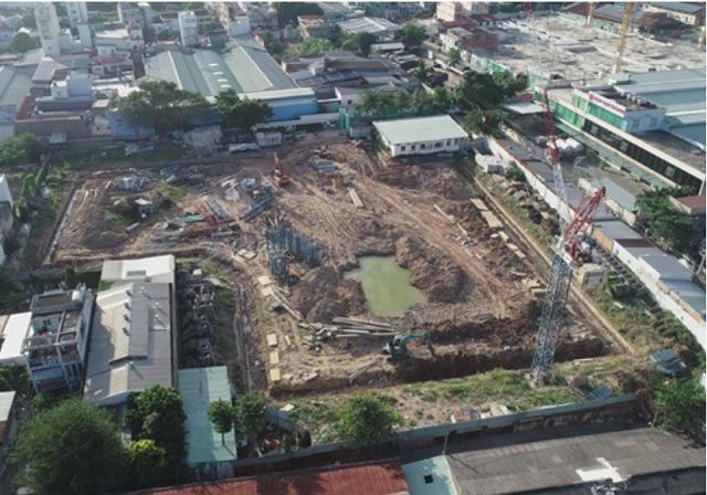 Thanh tra TP HCM kết luận doanh nghiệp địa ốc nợ hàng trăm tỷ tiền sử dụng đất