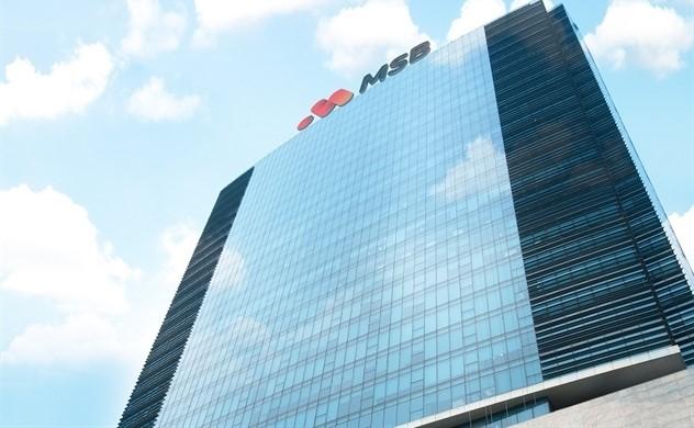 MSB chốt quyền mua cổ phiếu quỹ